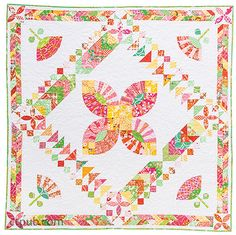 The Modern Medallion Workbook: 11 Designers Share Quilt Projects to Make, Mix & Match by Janice Zeller Ryan and Beth Vassalo #TheModernMedallion