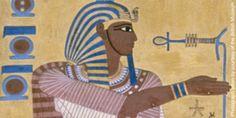 An Egyptian Pharaoh