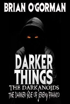 New Book Listed -  Darker Things