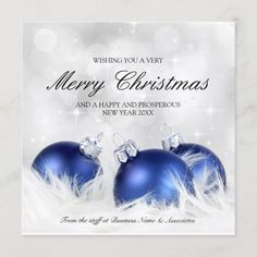 Corporate Christmas Cards With Season Greetings #corporate #christmas #cards #corporate #holiday Business Christmas Greetings, Corporate Christmas Cards, Business Holiday Cards, Christmas Greeting Cards, Christmas Card Template, Card Templates, Hand Sanitizer, Blue And Silver, Design Ideas