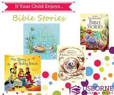 Best of Usborne Bible Stories