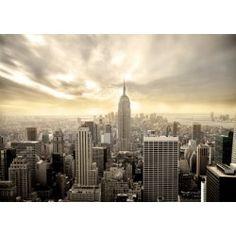 Fotomurales - Ciudades - Fotomural Cielo de Manhattan