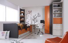 Habitaci n juvenil 203 2062015 dormitorios juveniles for Muebles casal valencia