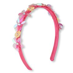 Crown her as flower princess with this pretty piece!