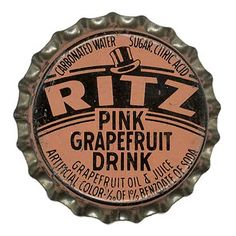 Ritz Bottle Cap