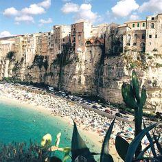 Tropea, Italy #ItalyVacation
