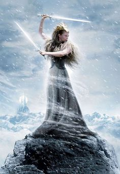 Jadis the White Witch from The Chronicles of Narnia