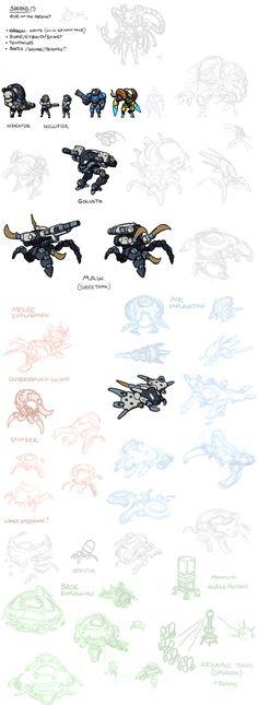 Rise of the Adjunct, StarCraft