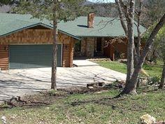 Cabin vacation rental in Branson from VRBO.com! #vacation #rental #travel #vrbo