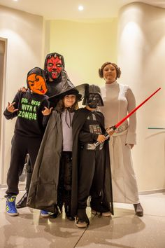 Quest'anno alla festa di Halloween del Blu Suite si sono viste maschere... dell'altro mondo!