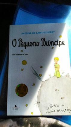 O pequeno príncipe #leituramagica