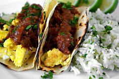 These Peas are Hollow: Carnitas Breakfast Tacos