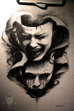 Chora Agora Ri Depois | Tatuagem.com (tatuagens, tattoo ...