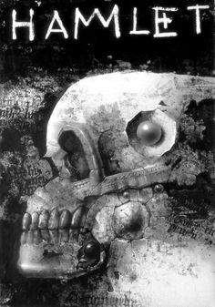 Hamlet by Leszek Zebrowski.