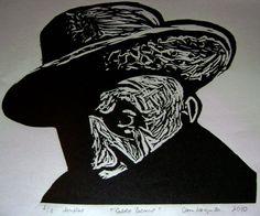 Picasso - Linoleogravura