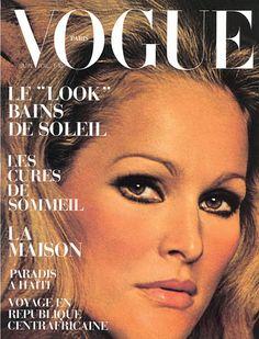 Ursula Andress, Vogue Paris, June 1972. Photo Rene Chateau