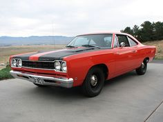 68+plymouth+roadrunner   Vehicle 1968 Plymouth Road Runner