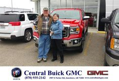 https://flic.kr/p/DPwzrC | Happy Anniversary to William on your #GMC #Sierra 1500 from Ronnie Nichols at Central Buick GMC! | deliverymaxx.com/DealerReviews.aspx?DealerCode=GHWO