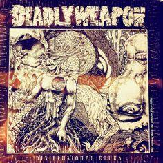 GERATHRASH - extreme metal: Deadly Weapon - Disillusional Blurs (2013)   Grind...
