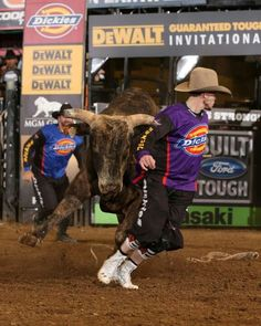 Jesse. PBR Bullfighter.