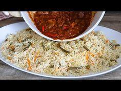 Je n'ai jamais mangé de riz aussi délicieux de cette façon auparavant! Excellente idée de dîner - YouTube