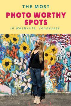 Nashville Instagram Spots