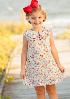 Maisy Collar Dress