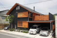 Japanese Architecture, Architecture Details, Modern Carport, Man Cave Homes, Traditional Japanese House, Canopy Outdoor, Random House, New Home Designs, Tiny House Design