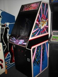 Tempest...loved this game!
