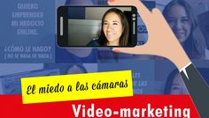 Te dan miedo las cámaras para hacer video-marketing? Es normal, a todos al principio nos cuesta trabajo, pero uno se acostumbra¡ aquí mi experiencia  ✔ http://jesicaperez.net/?ad=pin #videomarketing #emprender, #negocios #marketing
