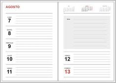 Resultado de imagen para hojas imprimibles para agenda dia a dia 2017 pdf