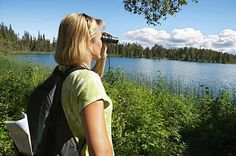 How to enjoy nature while on vacation! #birding #gardenchat birdsandblooms.com
