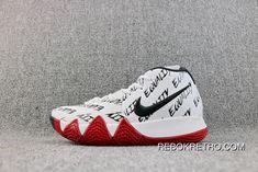 8a91e5f34b07 Nike Kyrie 4 BHM Owen 4 BHM Graffiti Also Shoes AQ9231-900 Latest