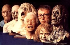 work of Dick Smith from Poltergeist and Ghost story