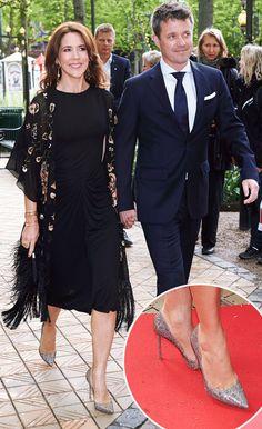 Mary and Frederick. Crown Princess Mary, Prince And Princess, Princess Kate, Princesa Mary, Mary Donaldson, Denmark Fashion, Princess Marie Of Denmark, Danish Royalty, Royal Crowns