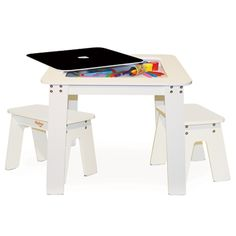 Very cool and useful kids play table