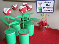 Luigi Birthday Party Ideas | Photo 1 of 45 | Catch My Party