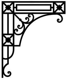 Corner design Vector corel file 3 – Amee House Steel Gate Design, House Plans Mansion, Cnc Cutting Design, Boarder Designs, Steel Canopy, Rooftop Patio, Window Awnings, Canopy Design, Grill Design