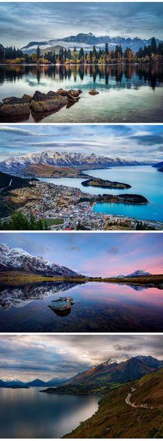 NZ - Queenstown by Trey Ratcliff