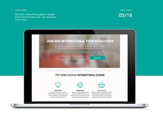 """Check out new work on my @Behance portfolio: """"Landing Page, Web Design"""" http://be.net/gallery/52206667/Landing-Page-Web-Design"""