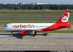 Air Berlin Airbus A319-112