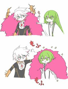 Fluffy cape for Enkidu. Gilgamesh And Enkidu, Gilgamesh Fate, Fate Stay Night Series, Fate Stay Night Anime, Fate Servants, Fate Anime Series, Fate Zero, Cute Chibi, Cute Anime Couples