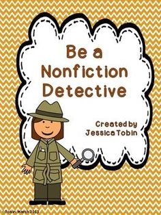 Nonfiction passages and graphic organizers