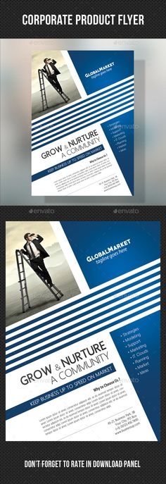 Corporate Business Flyer 03 - Corporate Flyers