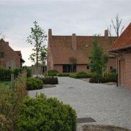 Vandemoortel Rustieke Bouwmaterialen - Stijlvloeren - Oude gevelstenen Klampsteen rijnformaat