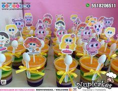 Estas deliciosas gelatinas complementarán de forma extraordinaria tus pedidos de cupcakes y pastel de Distroller! ✨ ¡Haz tus pedidos HOY y dale un toque diferente a tu fiesta!  Cotiza en línea en  www.facebook.com/yupicakes  o vía WhatsApp al ☎ 5518206511  ENTREGAMOS EN TODA LA CDMX  #Yupicakes #CDMX #Distroller #Gelatinas #Cupcakes #Pastel #Chamoy #Berinaiz #Mango #ChicoZapote #Tinga #Fiesta #Deliciosas