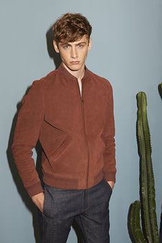 A.P.C. x LOUIS W. S/S 15 COLLECTION - PHOTO TUNG WALSH