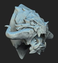the *ART JAM* - please join in :) - Page 16 - Polycount Forum Alien Concept Art, Creature Concept Art, Creature Design, Zbrush, Monster Design, Monster Art, Character Art, Character Design, Beast Creature