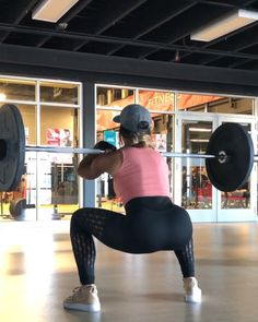 ⚡️FULL BODY BARBELL BLAST⚡️ . FRONT SQUATS, BENT-OVER ROWS, GLUTE BRIDGES, STRAIGHT-LEG DEADLIFTS , SUMO SQUATS . Sure this may seem like…