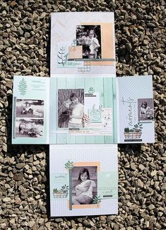 Ideas For Book Layout Photography Ideas Album Photo Scrapbooking, Mini Scrapbook Albums, Scrapbooking Layouts, Mini Album Scrap, Diy Crafts For Girls, Book Wallpaper, Book Page Art, Book Layout, Old Art
